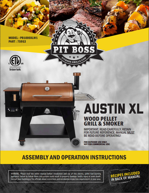 Pit Boss Austin Xl Reviews Actual Owner Review Video